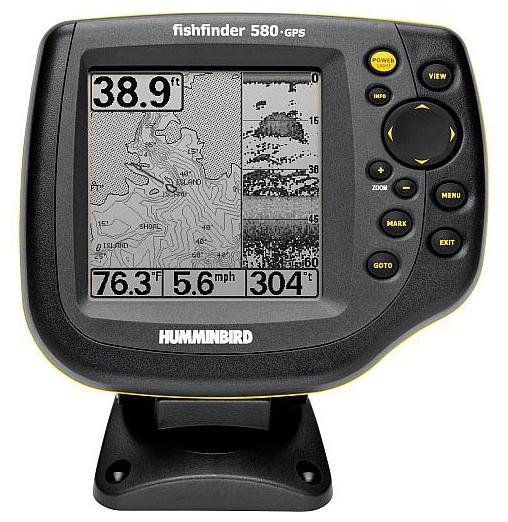 эхолот humminbird fishfinder 580