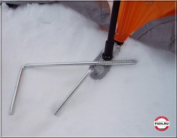 Колья для зимней палатки своими руками 171