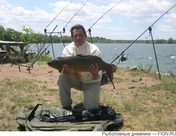 интервью на рыбалке
