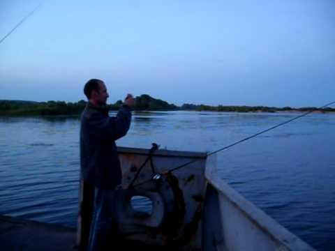 рыбалка в двигателе