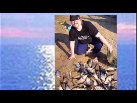вороговка рыбалка видео