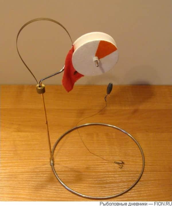 как изготавливать кружки для рыбалки