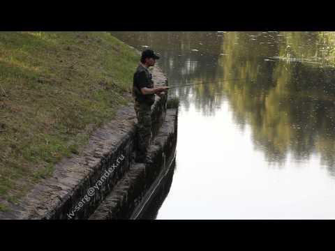 рыбалка в старом мерчике