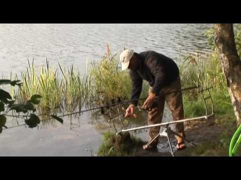 рыбалка карпа в европе видео